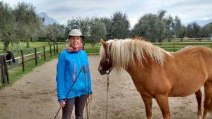 Raidho Healing Horses: Sonja mit Nevada
