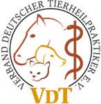 Logo des Verband deutscher Tierheilpraktiker e.V.